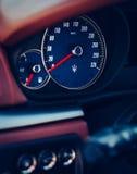 Foto von Maserati GranTurismo S Lizenzfreies Stockfoto