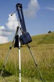 Fotoausrüstung im Freien Stockfotos