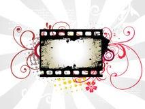 Fotobandspulekunst Stockfotografie