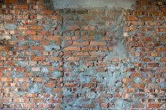 Fotobeschaffenheit eines Ziegelsteines wal Stockfoto