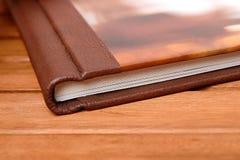 Fotoboek - voorraadfoto Stock Afbeelding