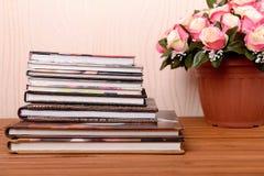 Fotoboek - voorraadfoto Royalty-vrije Stock Afbeelding