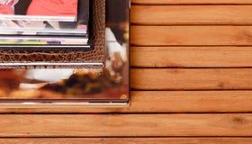 Fotoboek - voorraadfoto Royalty-vrije Stock Afbeeldingen