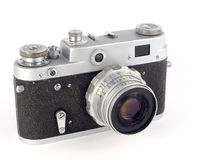 Fotocamera Fotografia Stock