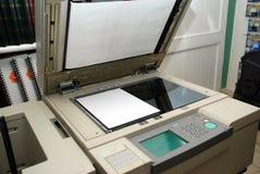 Fotocopia machine03 Fotografía de archivo libre de regalías
