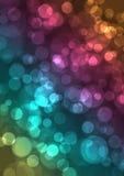 Fotoeffekt. Stockbild