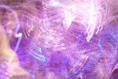Fotoeffekter, bakgrund, ljus abstraktion Royaltyfria Bilder