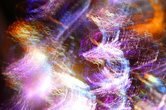 Fotoeffekter, bakgrund, ljus abstraktion Royaltyfri Foto