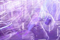 Fotoeffekter, bakgrund, ljus abstraktion Arkivfoton