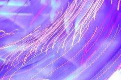 Fotoeffekter, bakgrund, ljus abstraktion Royaltyfri Fotografi