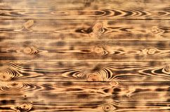 Fotofono dai bordi bruciacchiati del pino Fotografia Stock