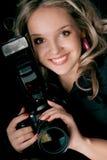 Fotograaf Royalty-vrije Stock Foto