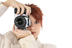 Fotograaf Stock Fotografie