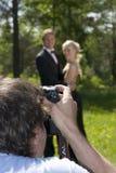 Fotograaf Royalty-vrije Stock Foto's