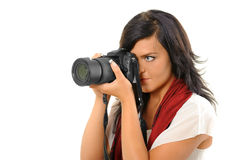 Fotograaf Stock Foto's