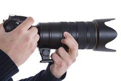 fotograaf Royalty-vrije Stock Fotografie