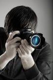 Fotograaf Stock Afbeeldingen