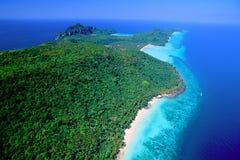 Fotografía aérea Imagen de archivo libre de regalías
