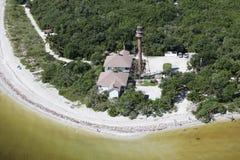 Fotografía aérea la Florida foto de archivo