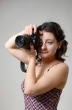 Fotografía bonita de la mujer Fotografía de archivo