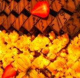 Fotografía de la comida para las revistas y el sitio web imagen de archivo libre de regalías