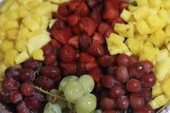 Fotografía de la comida para tiros de los buenos ángulos de un comensal los buenos Imagenes de archivo