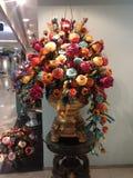 Fotografía de la decoración interior, pintura, aún vida, etc Flores hermosas Imagen de archivo