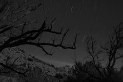 Fotografía de la noche Imagen de archivo libre de regalías