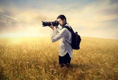 Fotografía de paisajes foto de archivo libre de regalías