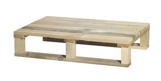 Plataforma de madera Imagen de archivo