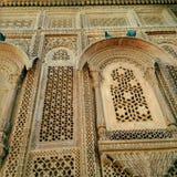 Fotografía del fuerte de Mehrangarh Imágenes de archivo libres de regalías