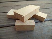 Fotografía macra de los pedazos de madera Fotografía de archivo libre de regalías