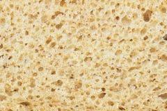 Fotografía macra del pan negro del hogar, fondo imagen de archivo libre de regalías