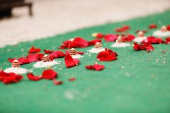 Fotografía que se casa india foto de archivo libre de regalías