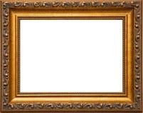 Fotografía real del marco con formato del png stock de ilustración