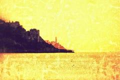 Fotografía texturizada de Francia meridional Imagenes de archivo