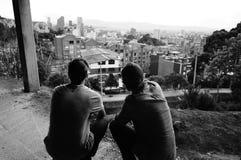 Fotografía urbana foto de archivo