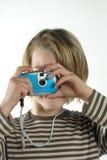 fotografów potomstwa Fotografia Stock