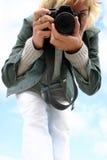 Fotograf Lizenzfreie Stockfotos