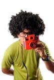 Fotograf stockfotografie