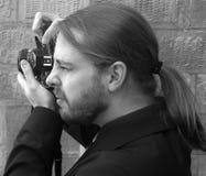 Fotograf Lizenzfreie Stockfotografie