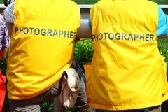 Fotograf Lizenzfreies Stockbild