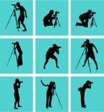 Fotograf ilustracji