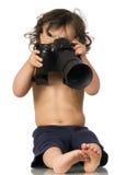Fotograf. Lizenzfreies Stockbild
