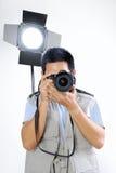 Fotograf stockfotos