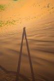 Fotograf Shadow Lizenzfreies Stockbild