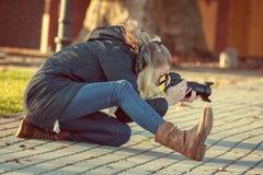 Fotograf w akci Zdjęcie Royalty Free
