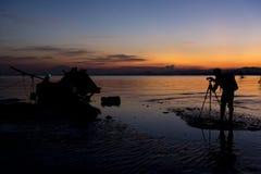 Fotografa krótkopęd światło Obraz Stock