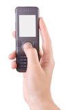 Fotografando con il telefono mobile immagine stock libera da diritti