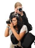 Fotografen Stock Afbeelding